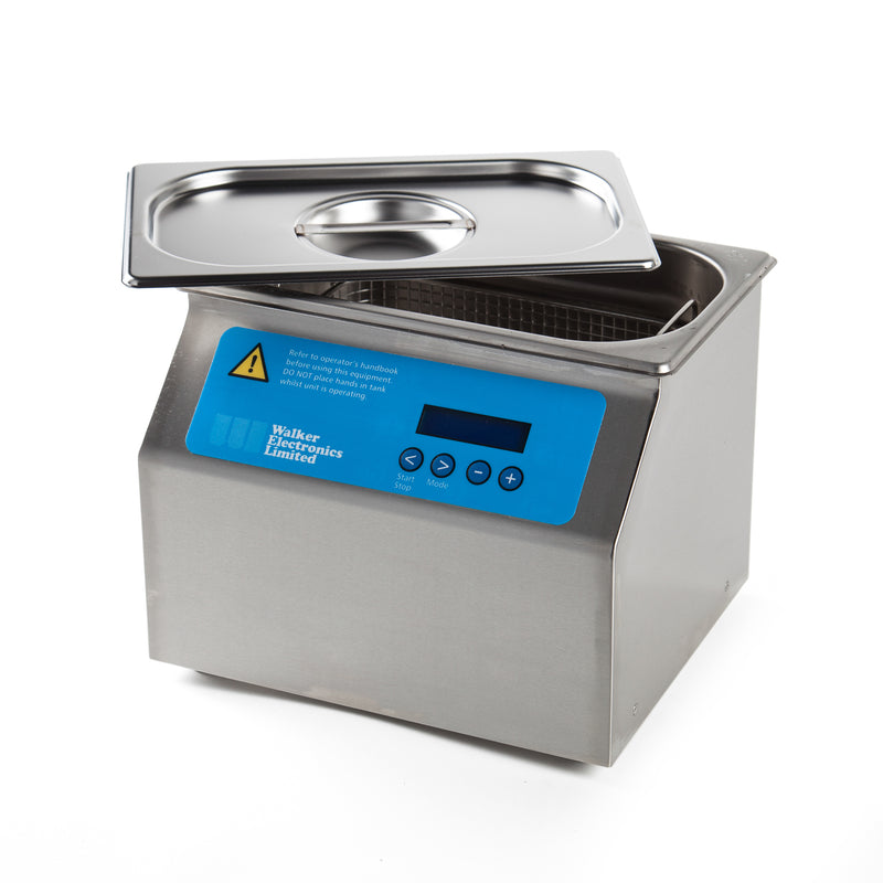 Walker Electronics Q105 Ultrasonic Bath - DentaledgeUK