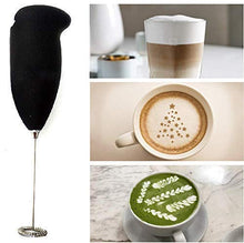 Load image into Gallery viewer, Electric Foam Maker Classic Sleek Design Hand Blender