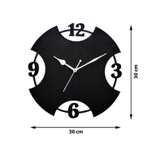 Load image into Gallery viewer, Metal Wall Clock
