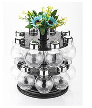 Load image into Gallery viewer, 360 Degree Revolving Round Shape Spice Rack/Container