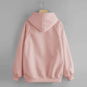Women's Fleece Hooded Hoodie