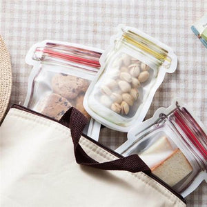 Bottle Shape Storage Pouch ( 10 PCS )