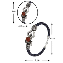 Load image into Gallery viewer, Mahadev Trishul Bracelet