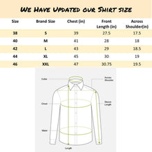 Load image into Gallery viewer, Cotton Men's Casual Shirt