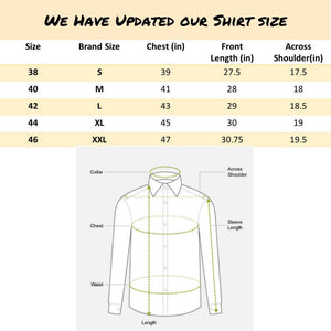 Cotton Men's Casual Shirt