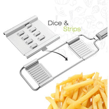 Load image into Gallery viewer, Stainless Steel Multipurpose Slicer