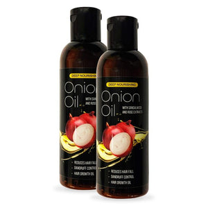 Red Onion Hair Oil