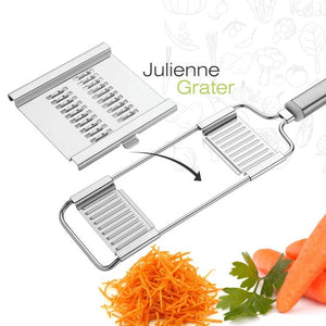 Stainless Steel Multipurpose Slicer
