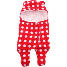 Load image into Gallery viewer, Premium New born baby wrapper/baby blankets/baby towel (0-6 months)