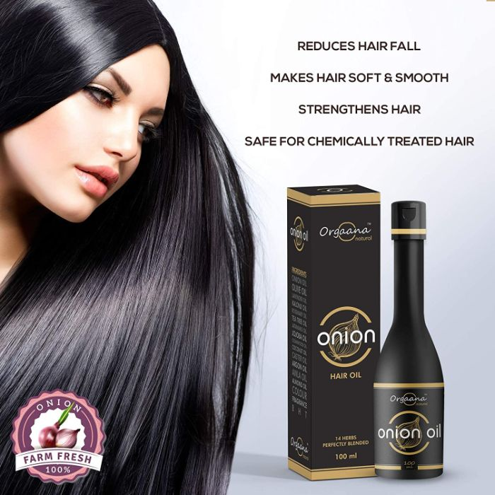 Onion Growth Hair Oil ( 100ml )