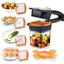 Load image into Gallery viewer, 5 in 1 Multifunction Fruit & Vegetable Chopper