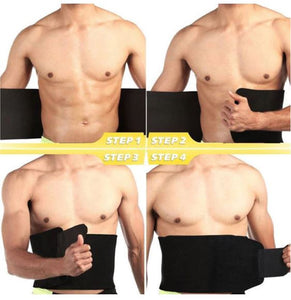 Sweat Belt For Men & Women