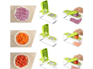 14 in 1 Vegetable and Fruit Chopper