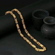 Load image into Gallery viewer, Gold Plated Chain