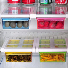 Load image into Gallery viewer, Multipurpose Fridge Storage Rack Set ,Set Of 4 (Multicolour )