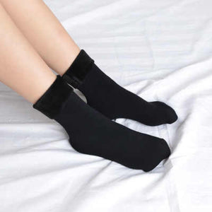 Women's Thick Thermal Wool Cashmere Socks ( Pair of 2 )