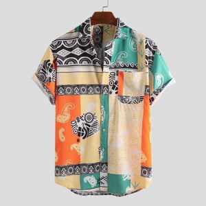 Men's Printed Casual Shirts