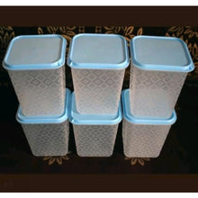 Load image into Gallery viewer, Kitchen Storage Plastic Boxes (1000 ml Each)