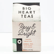 Load image into Gallery viewer, Big Heart Tea Co Rosy & Bright Tea