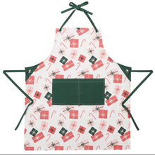 Load image into Gallery viewer, Gifts Christmas Apron