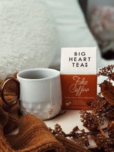 Load image into Gallery viewer, Big Heart Tea Co Fake Coffee Tea Bags