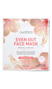 Even Out Face Mask