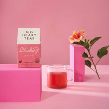 Load image into Gallery viewer, Big Heart Tea Blushing Tea Bags