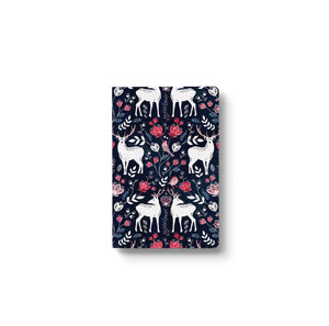 Scandinavian Deer Notebook