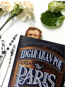 Literary Figures Peek-a-Boo Bookmark Collection