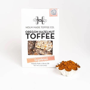 Holm Made Gingerbread Toffee