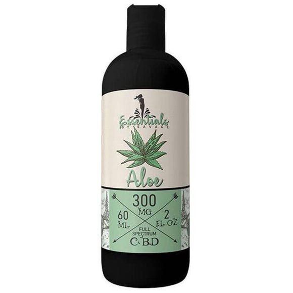 Savage - CBD Topical - Aloe Vera - 300mg - Natural Releaf CBD