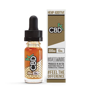 CBDfx - CBD Vape Oil Additive  - 300mg