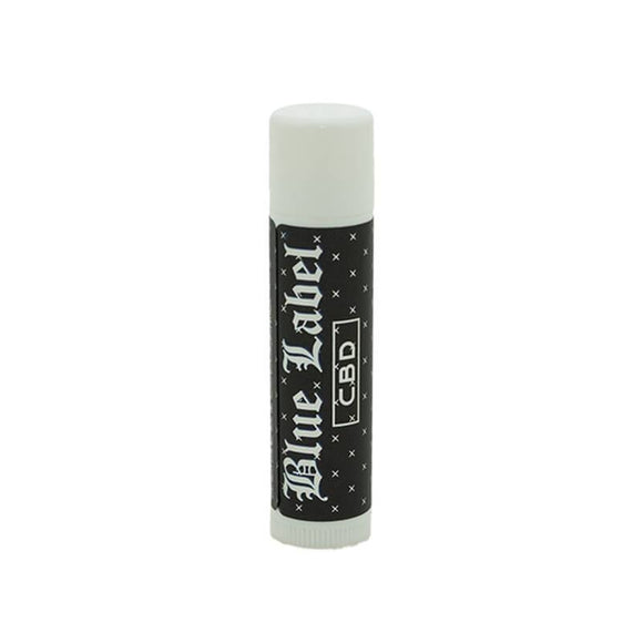 Blue Label CBD - CBD Topical - Lip Balm - 5mg - Natural Releaf CBD
