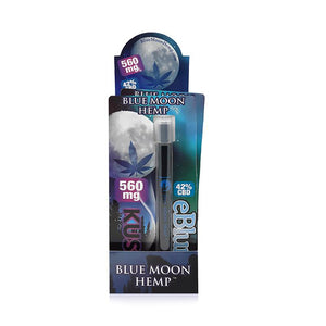 Blue Moon Hemp - CBD Disposable Vape Pen - Kush E-Blunt - 560mg