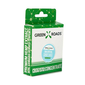 Green Roads - CBD Concentrate - Dab Crystals - 250mg
