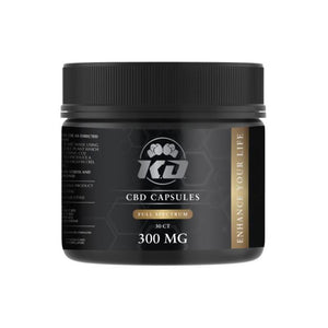 Knockout CBD - CBD Soft Gel - Capsule - 10mg