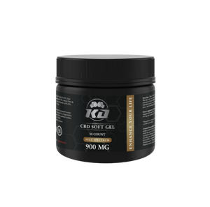 Knockout CBD - CBD Soft Gel - Capsule - 30mg