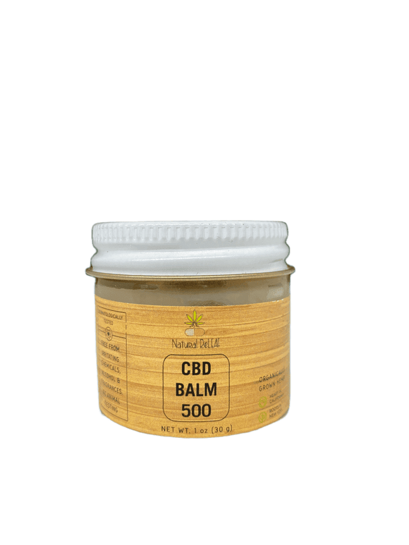 Natural Releaf CBD Balm