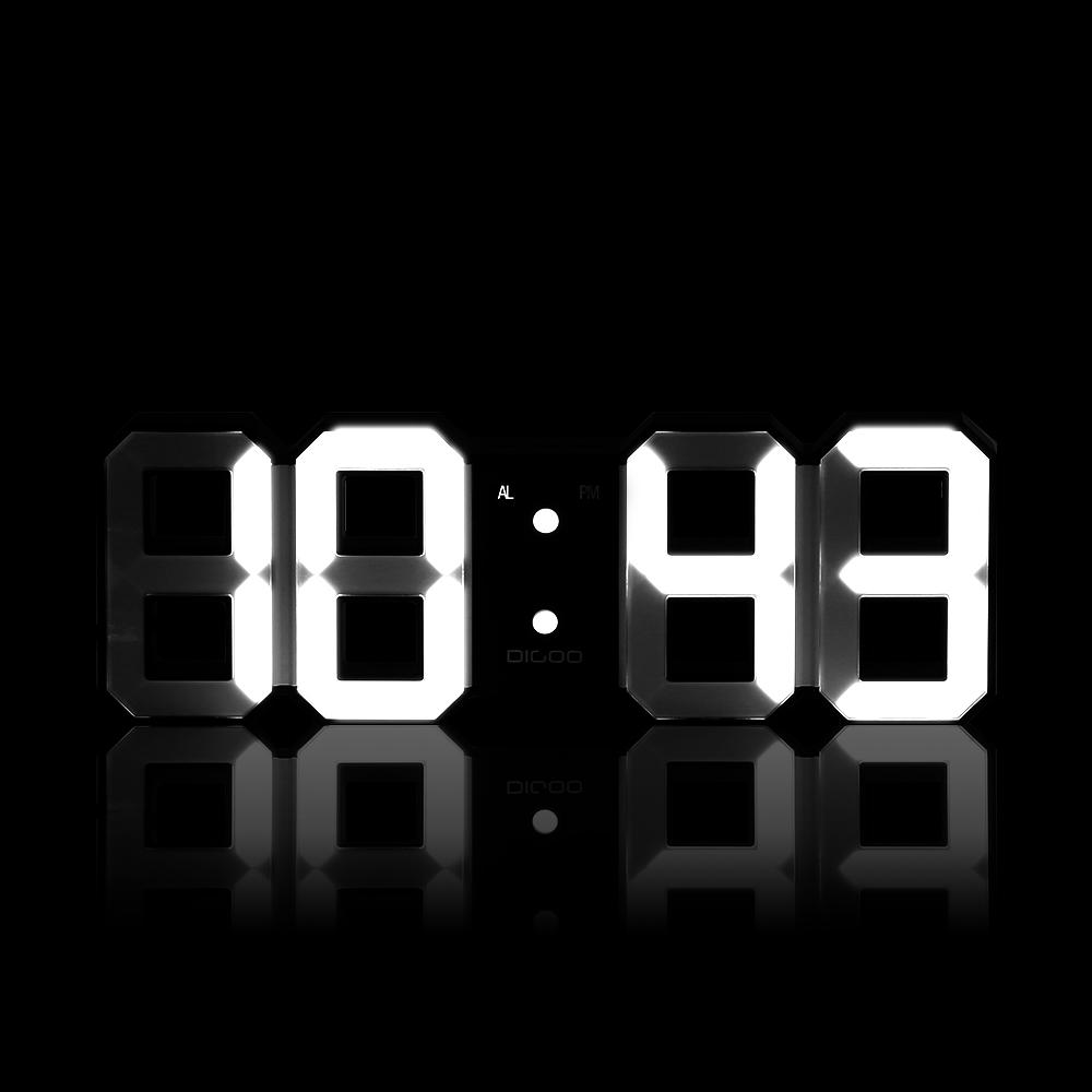 Klevaa™ Desktop LED Digital Clock - AweDeals.net