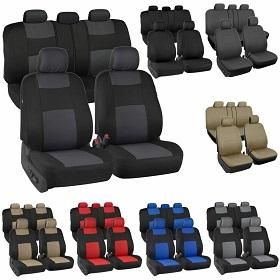 AceDeft™ Universal Protectors Polyester Car Seat Cover