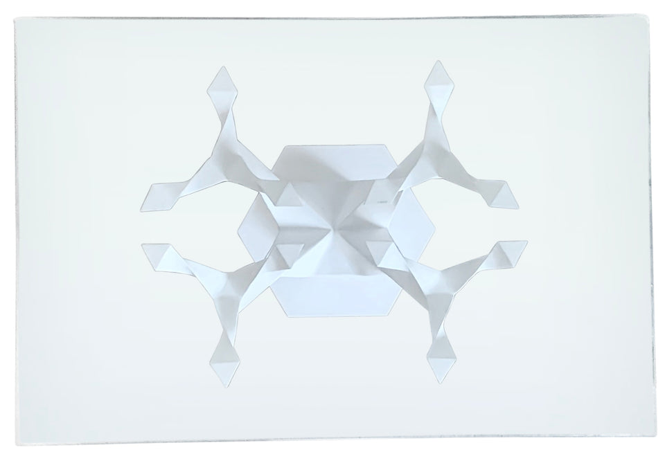 Teâshí Coffee Table - Inception Series - White