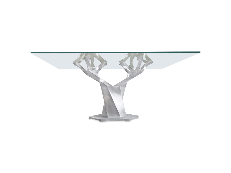 Teâshí Coffee Table - Inception Series - Silver
