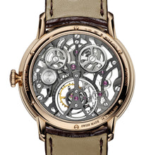 Load image into Gallery viewer, Arnold & Son 18k White Gold Ultra Thin Tourbillon Escapement Watch