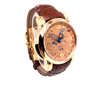 Ulysse Nardin 18K Rose Gold Limited Series Perpetual