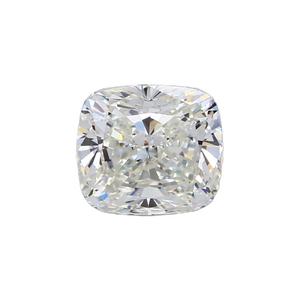 4.01ct G/VS2 GIA Cushion Diamond