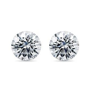 1ct Each Pair of GIA Certified Round Brilliant Loose Diamonds