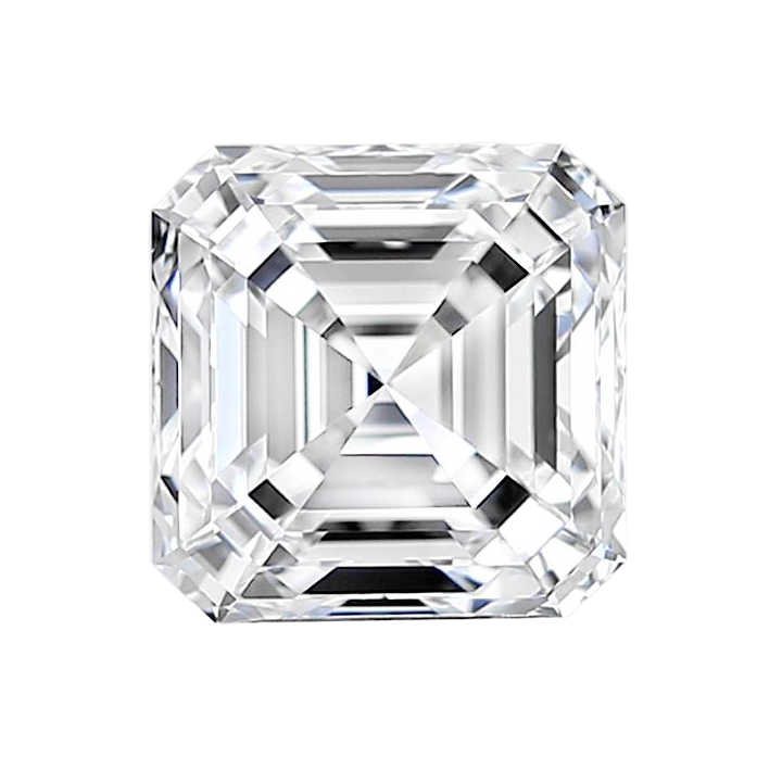 2.04ct D/VVS1 Asscher Cut Loose Diamond