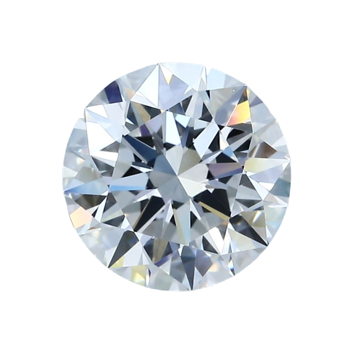 5.01ct J/SI1 GIA Round Brilliant Diamond