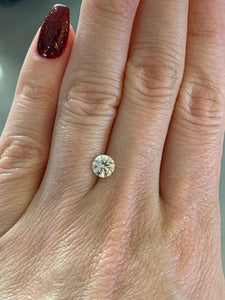 0.75ct H/VVS2 Forevermark Round Brilliant Diamond