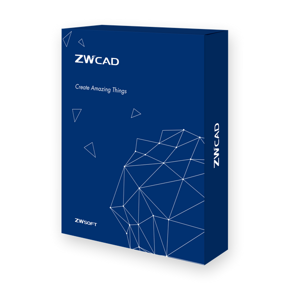 ZWCAD 2020 Standard with 3 Years Maintenance Subscription - STANDALONE - ACA Pacific Technology (S) Pte Ltd